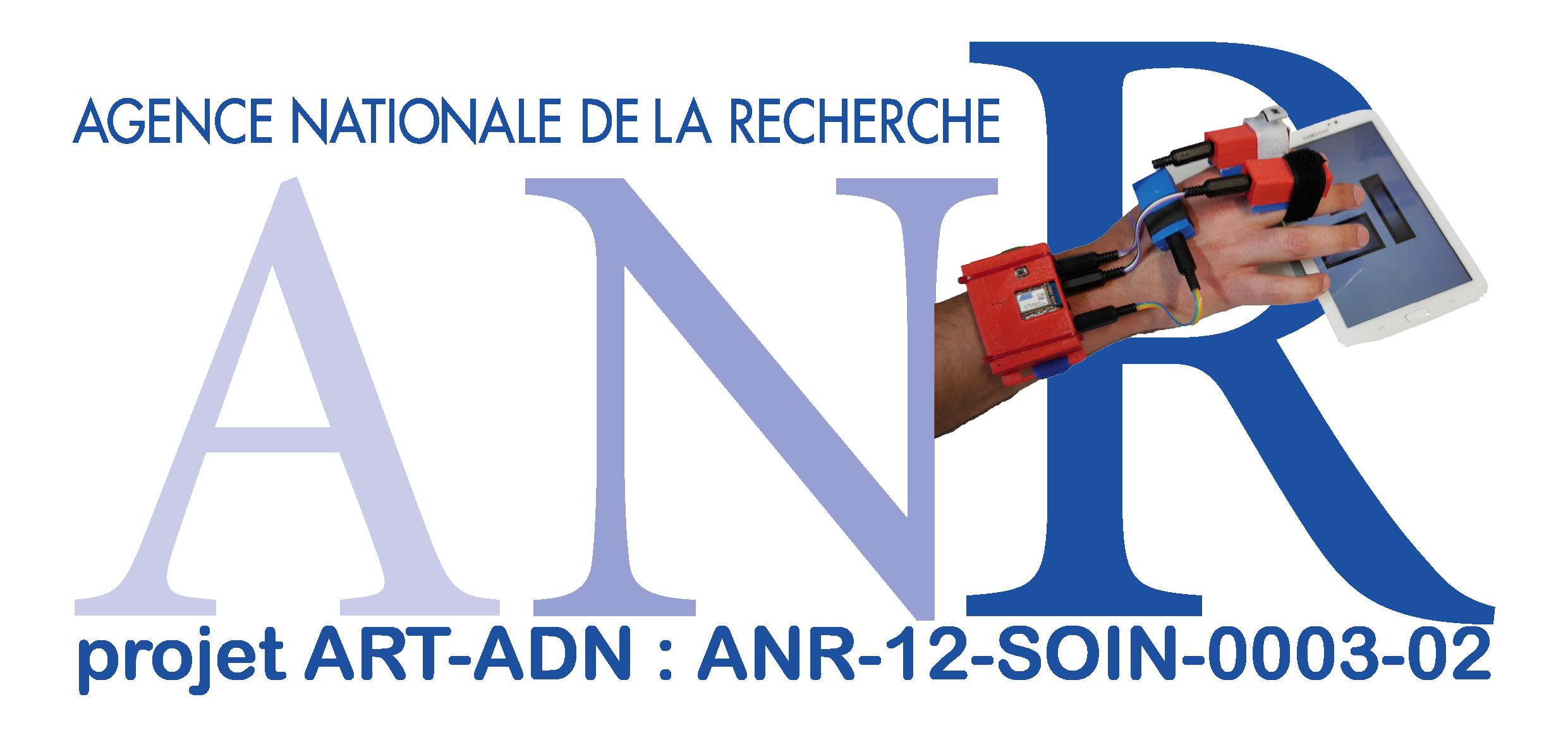 Projet ART-ADN : ANR-12-SOIN-0003-02